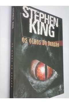 Kit Stephen King 2 Livros # o Iluminado # os Olhos do Dragão