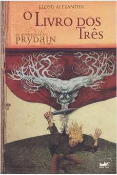 Livro Dos Tres, O - As Aventuras De Prydain V. 01