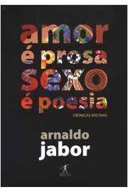 Amor é Prosa, Sexo é Poesia Literatura Brasileira