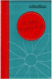 BIBLIA DA GAROTA DE FE - LARANJA