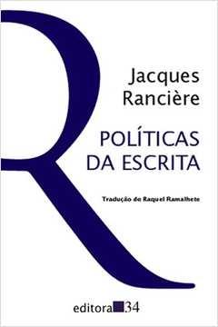 Políiticas da Escrita
