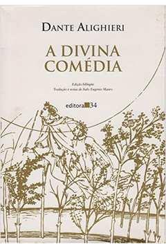 A Divina Comédia - Box Edição Bilíngue