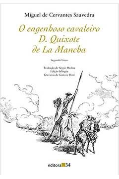 Engenhoso Cavaleiro D Quixote de La Mancha V 02