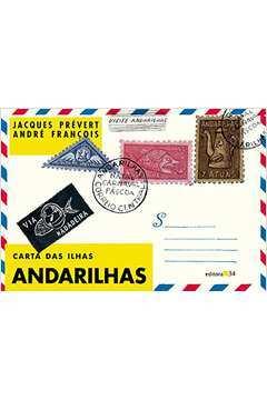 Carta das ilhas Andarilhas