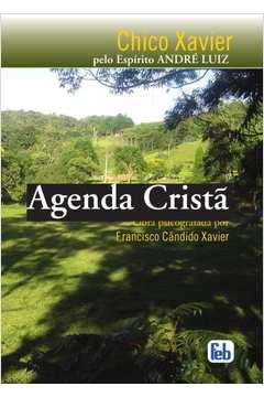 Agenda Cristã - pelo Espírito André Luiz