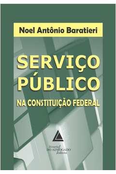 Servico Público na Constituicão Federal