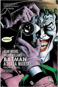 Batman - a Piada Mortal - Edição Especial de Luxo