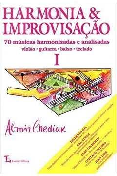 HARMONIA E IMPROVISACAO - V. 01