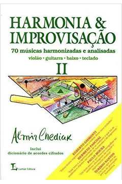 HARMONIA E IMPROVISACAO - V. 02