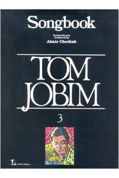SONGBOOK TOM JOBIM - VOL. 3