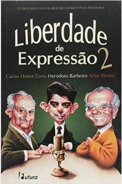 Liberdade de Expressão 2 (com Cd)
