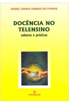 Docencia no Telensino - Saberes e Praticas