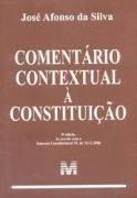Comentario Contextual a Constituição