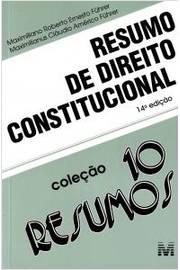 Resumo De Direito Constitucional 10