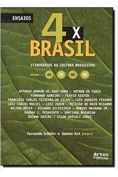 4 X BRASIL - ITINERARIOS DA CULTURA BRASILEIRA