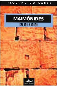 Maimonides - col. Figuras do saber 4