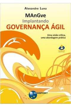 Mangve Implantando Governanca Agil