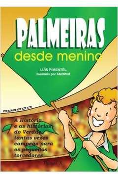 PALMEIRAS DESDE MENINO