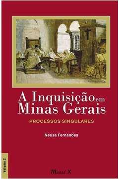 Inquisicao Em Minas Gerais a V 2