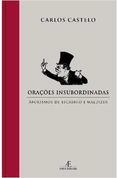 ORACOES INSUBORDINADAS