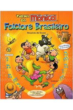 Turma da Monica Folclore Brasileiro