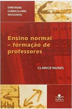 Ensino Normal - Formação de Professores