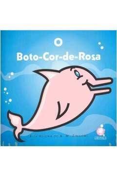 Boto Cor de Rosa o Encadernado