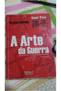 Arte da Guerra, A: os Treze Capítulos (ciranda Cultural)