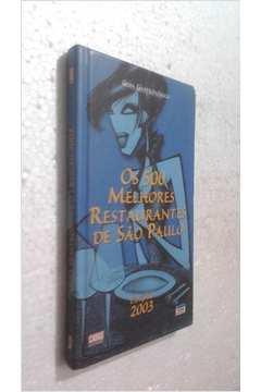 Os 500 Melhores Restaurantes de Sao Paulo