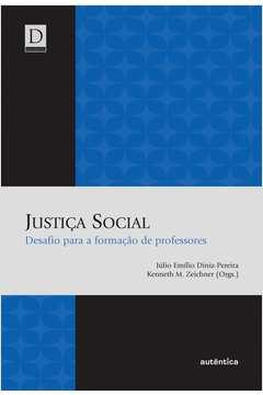 Justiça Social: Desafio para a Formação de Professores