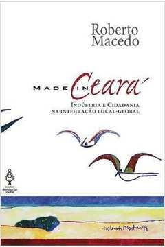 Made in Ceará - Livro