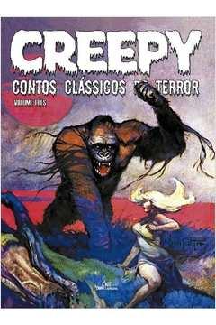 Creepy - Contos Clássicos de Terror - Volume Três
