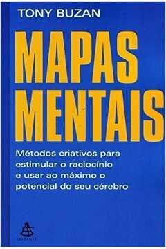 Mapas mentais: métodos criativos para estimular o raciocínio e usar o máximo o potencial do seu cérebro