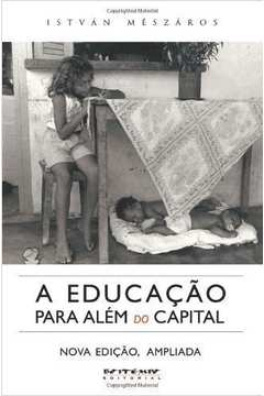 EDUCACAO PARA ALEM DO CAPITAL, A - 02ED/08