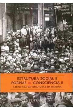 Estrutura social e formas de consciência II : a dialética da estrutu