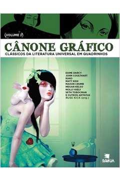 Cânone Gráfico: Clássicos da Literatura Universal em Quadrinhos - Vol.2