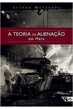 TEORIA DA ALIENACAO EM MARX, A