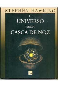 O Universo numa Casca de Noz-capa Dura