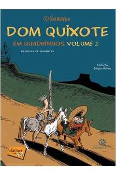 Dom Quixote Em Quadrinhos, V. 2