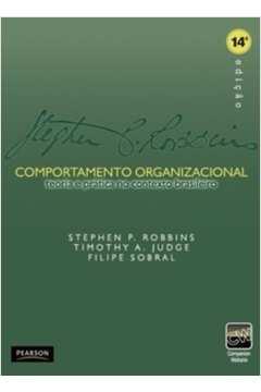Comportamento Organizacional - 14ª Edição