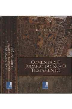 COMENTARIO JUDAICO DO NOVO TESTAMENTO - (TEMPLUS)