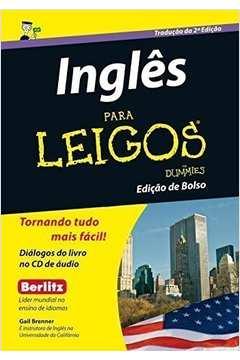 Inglês Para Leigos - Edicão de Bolso
