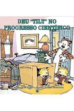 Calvin e Haroldo - Deu Tilt no Progresso Científico