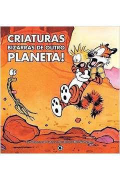 Calvin e Haroldo: Criaturas Bizarras de Outro Planeta!