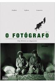 O Fotógrafo  Volume 3 - uma História no Afeganistão