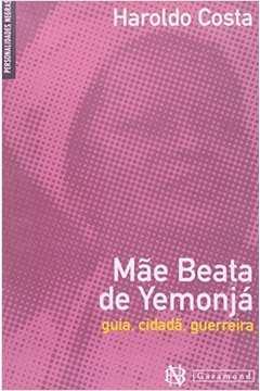 MAE BEATA DE YEMONJA GUIA CIDADA GUERREIRA