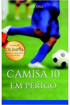 Camisa 10 Em Perigo Colecao Olimpia