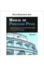 Manual de Processo Penal Volume 1