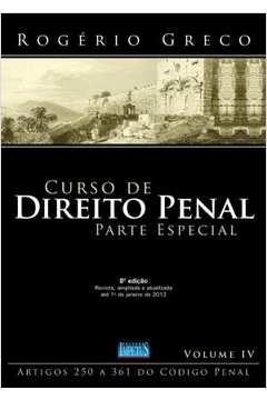 Vol. 4 Curso de Direito Penal Parte Especial