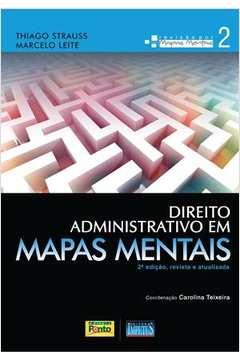 Direito Administrativo em Mapas Mentais